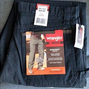 Wrangler Cargo Work Pants